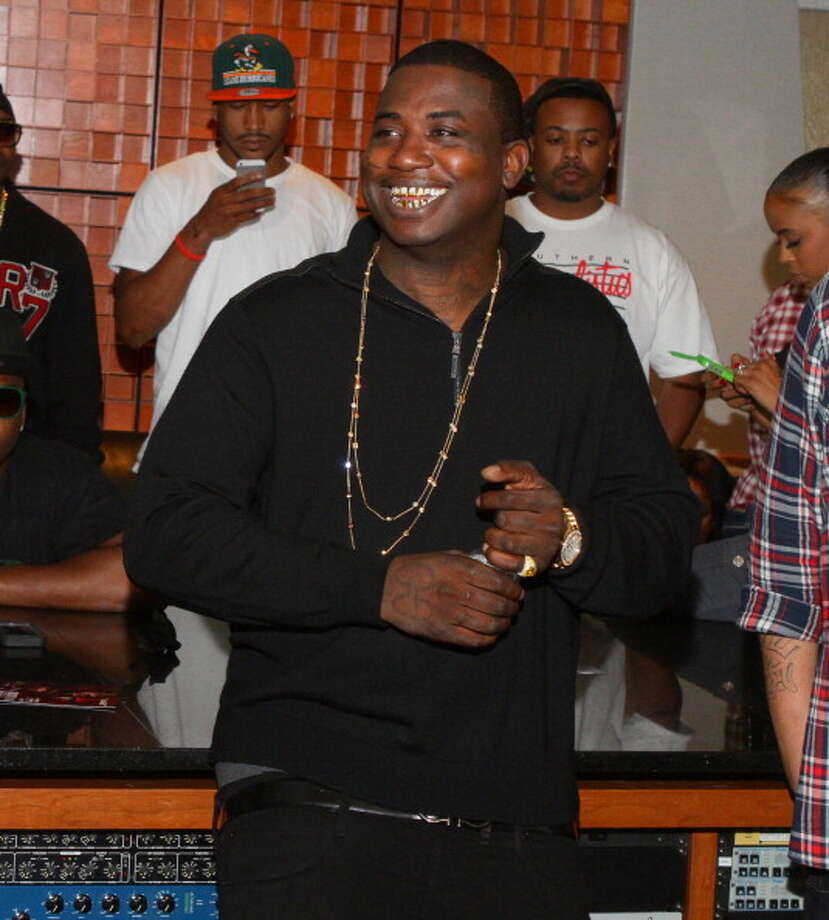 Gucci Mane  His name is Gucci Mane, mang. Photo: Prince Williams, FilmMagic / 2012 Prince Williams