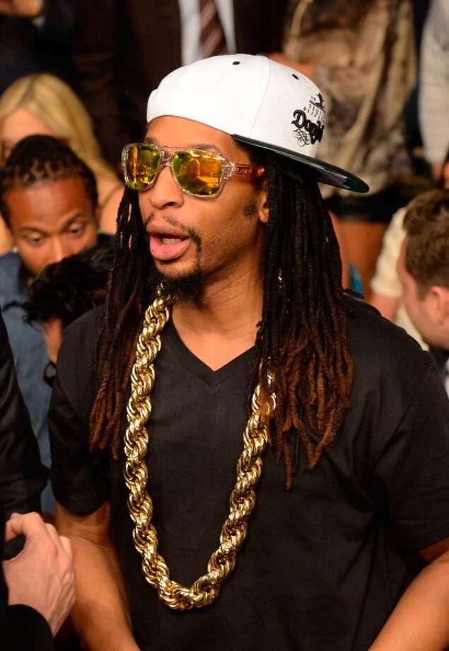 Lil Jon Lil Jon owns a gold pimp cup. Photo: Donald Miralle/Zuffa LLC, Zuffa LLC Via Getty Images / 2013 Donald Miralle/Zuffa LLC