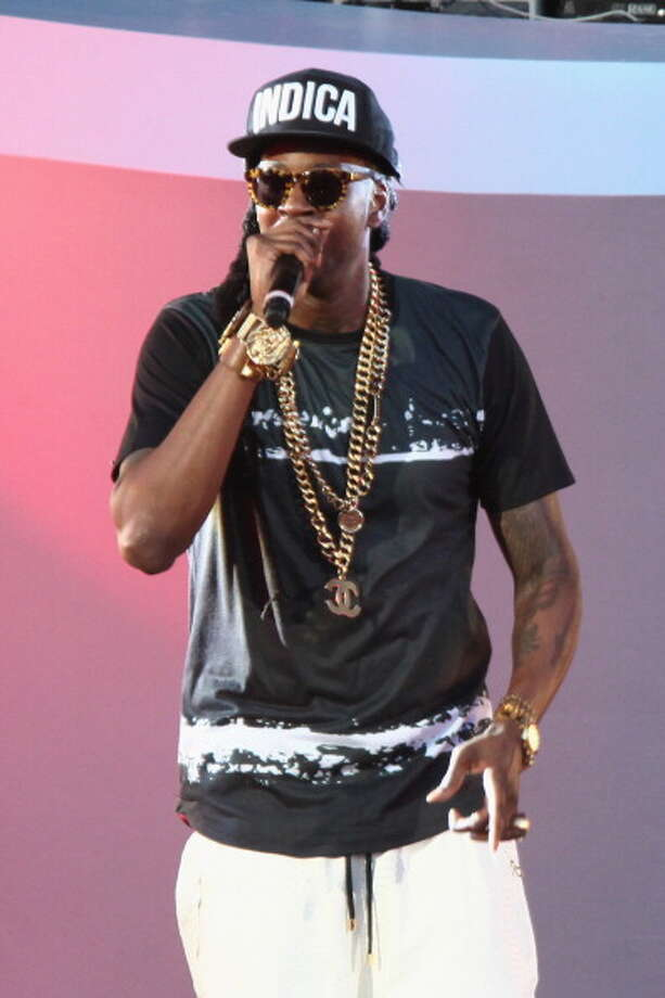 2 Chainz  His name is 2 Chainz. ... Photo: Taylor Hill, WireImage / 2013 Taylor Hill