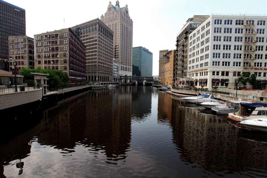 8. Milwaukee-Waukesha-West Allis, Wis.Heat index: 78.6 Photo: Raymond Boyd, Getty / 2013 Raymond Boyd