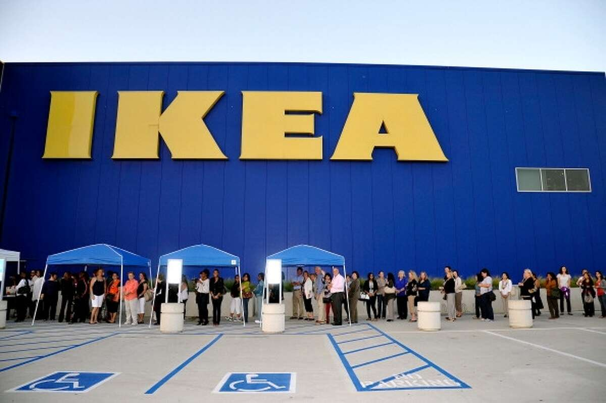 San Antonio needs an Ikea because two hours is too long to drive for a new Dagstorp, whatever that is.
