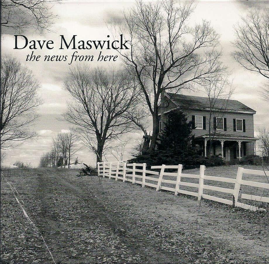 "David Maswick ""The News From Here"""
