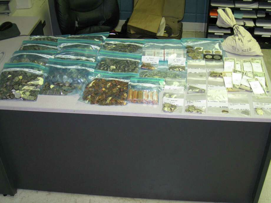 Nederland police arrested two men believed to have stolen a large amount of money from a home in Sulphur, La. Photo: None