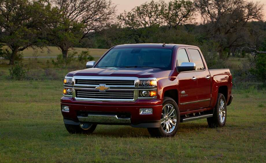 Chevrolet Silverado 1500 Crew ModelStarting Price: $32,710Rate of theft:6.7out of every 1,000 insured Photo: Chevrolet