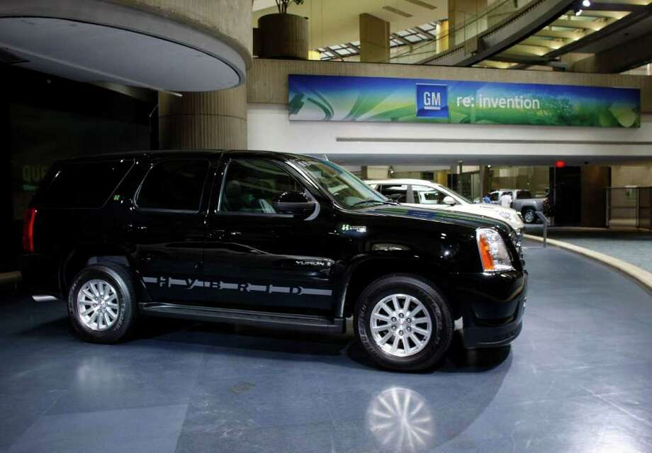 GMC YukonStarting Price: $41,760Rate of theft: 4.5 out of every 1,000 insured Photo: David Zalubowski, STF / AP2009