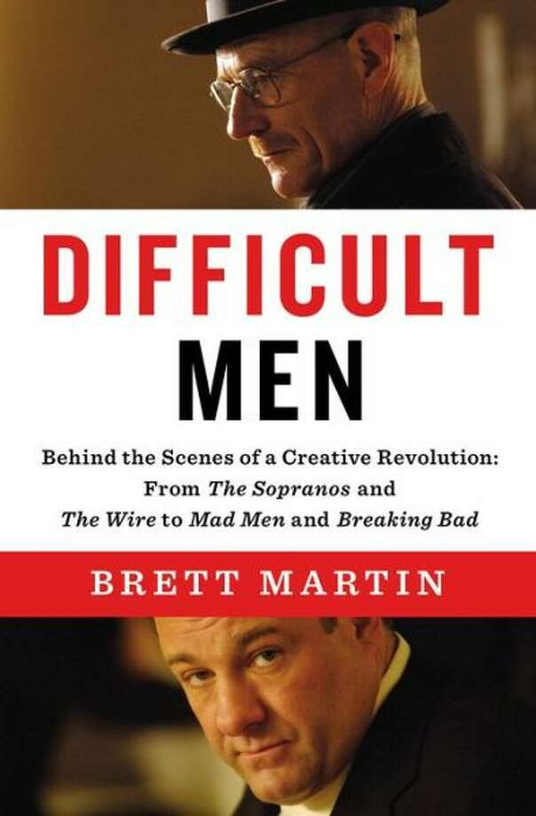 """Difficult Men: Behind the Scenes of a Creative Revolution: From The Sopranos and The Wire to Mad Men and Breaking Bad"" by Brett Martin Photo: --"