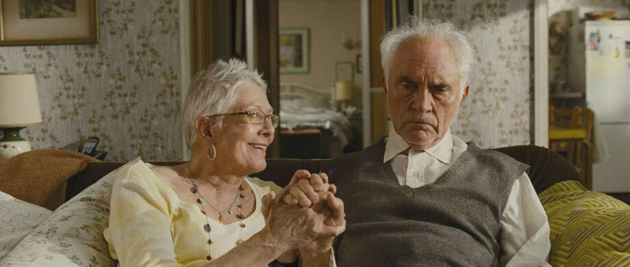 "Vanessa Redgrave and Terence Stamp are a married couple facing various challenges in ""Unfinished Song."" Photo: The Weinstein Company"