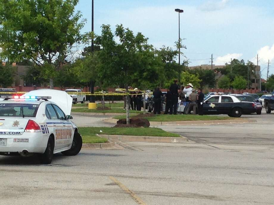 A Texas DPS trooper fatally shot an alleged carjacker at a Houston Walmart after the suspect allegedly approached the trooper sitting in his patrol car and tried to steal the vehicle at gunpoint.