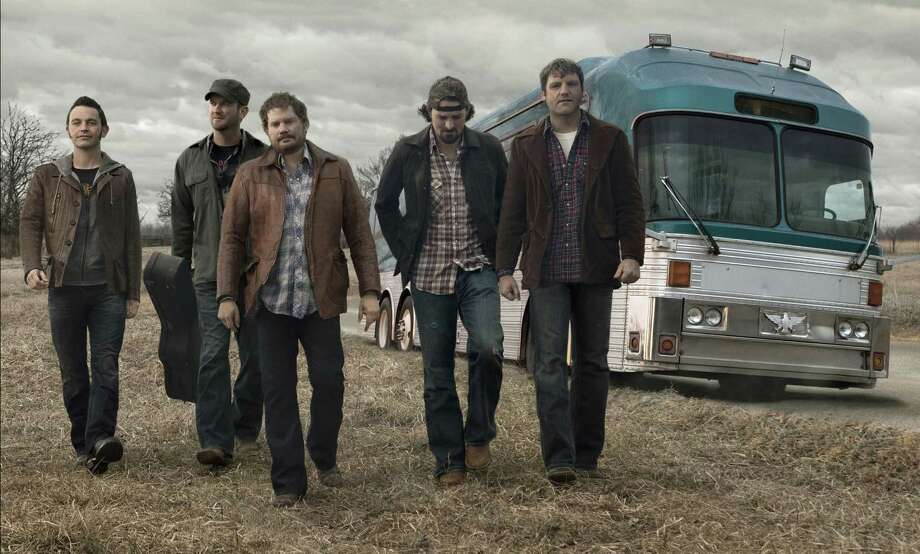The Randy Rogers Band headlines the Kickin' for a Kure benefit at Kosciusko Hall on Saturday. Photo: MCA Nashville
