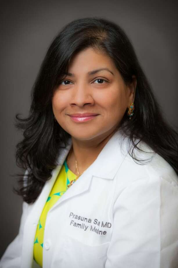 Dr. Prasuna Sajja Photo: Provided By Memorial Hermann Katy Hospital