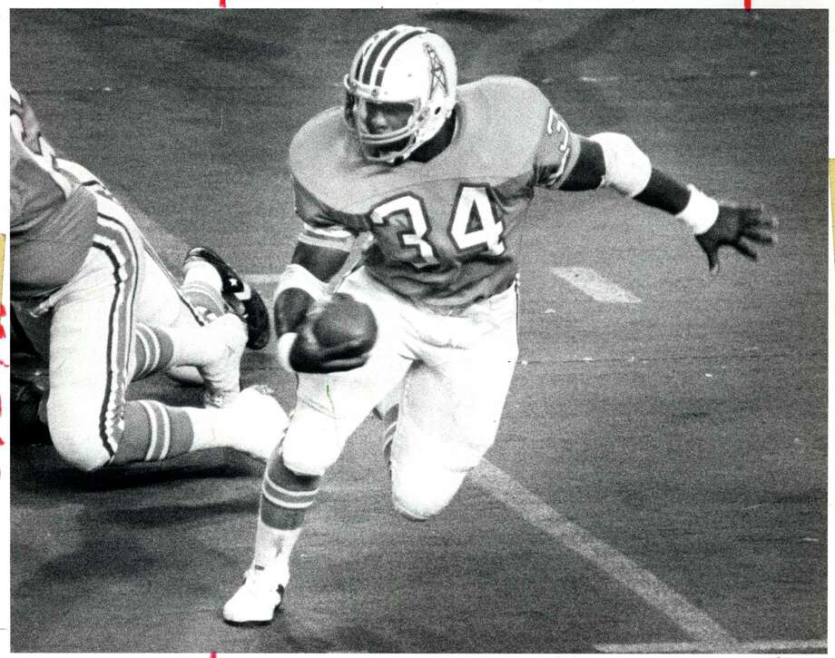Earl Campbell, Tyler (1973)Led by Campbell, Tyler beat Austin Reagan 21-14 in the Class 4A championship game. Of course, Campbell went on to win the Heisman Trophy at Texas, then have a Hall of Fame career with the Houston Oilers. Photo: Houston Chronicle / Houston Chronicle