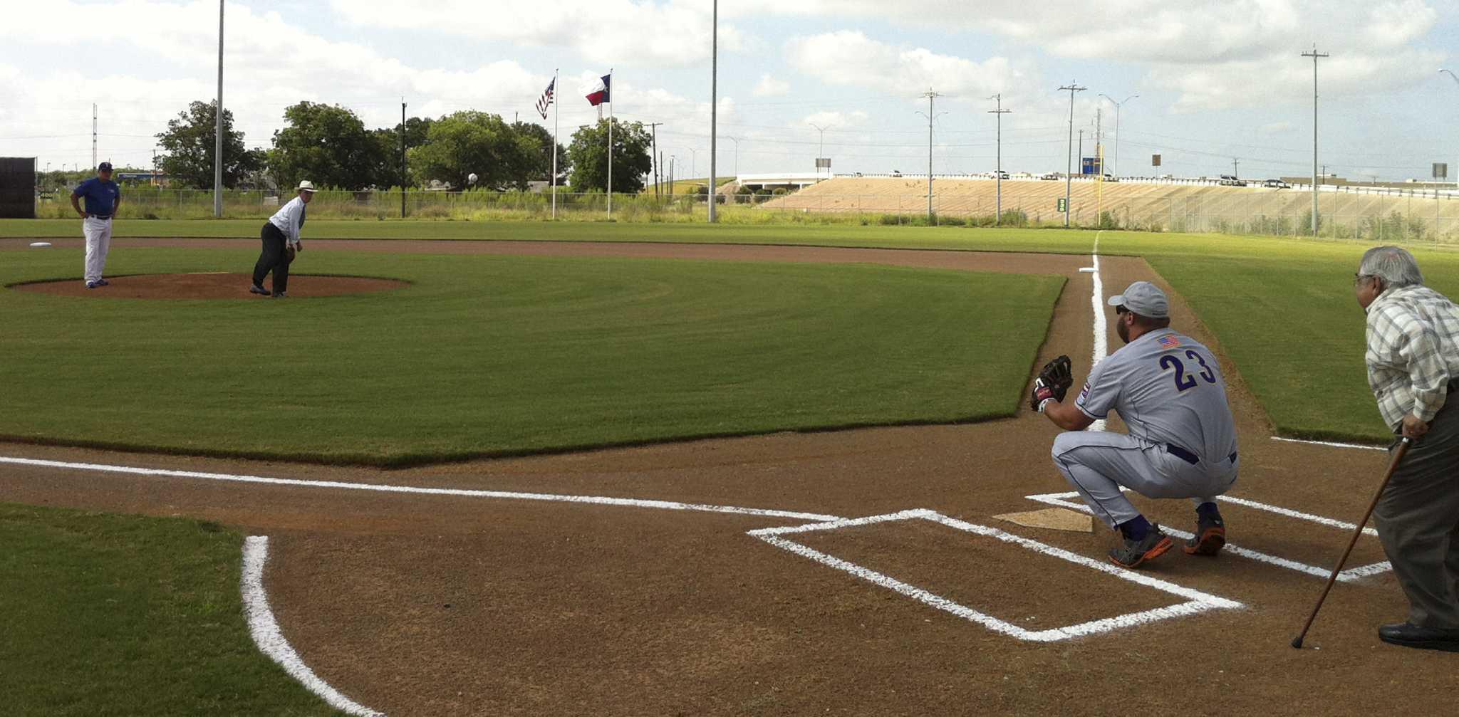 New Ball Field Is Pretty Dreamy Indeed San Antonio