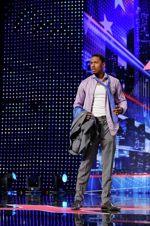 AMERICA'S GOT TALENT -- Episode 807 -- Pictured: Nick Cannon -- Photo: NBC, Virginia Sherwood/NBC / 2013 NBCUniversal Media, LLC.