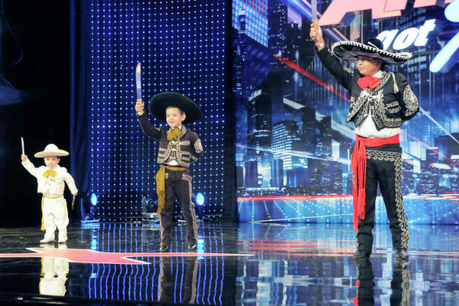 AMERICA'S GOT TALENT -- Episode 807 -- Pictured: Ballet Folklorico Mestizo -- Photo: NBC, Bill Records/NBC / 2013 NBCUniversal Media, LLC.