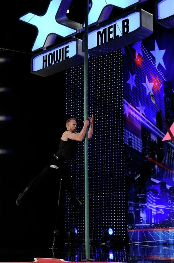 AMERICA'S GOT TALENT -- Episode 807 -- Pictured: Timber Brown -- Photo: NBC, Virginia Sherwood/NBC / 2013 NBCUniversal Media, LLC.