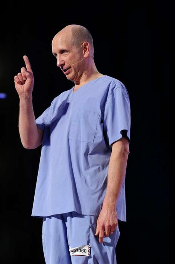 AMERICA'S GOT TALENT -- Episode 807 -- Pictured: Dr. Bob -- Photo: NBC, Virginia Sherwood/NBC / 2013 NBCUniversal Media, LLC.