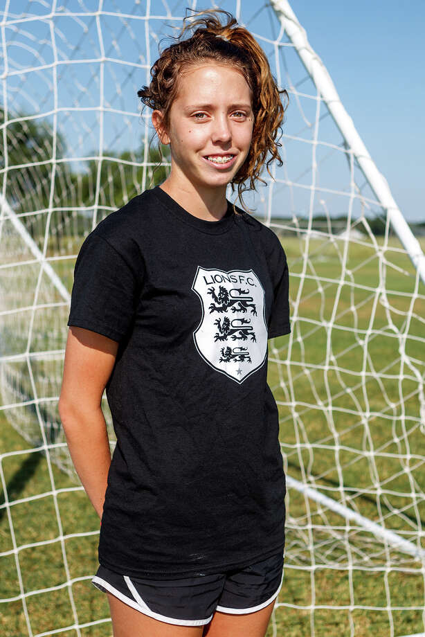 Lions FC '96's Kayle Nagle of Steele Photo: Marvin Pfeiffer, San Antonio Express-News / Express-News 2013