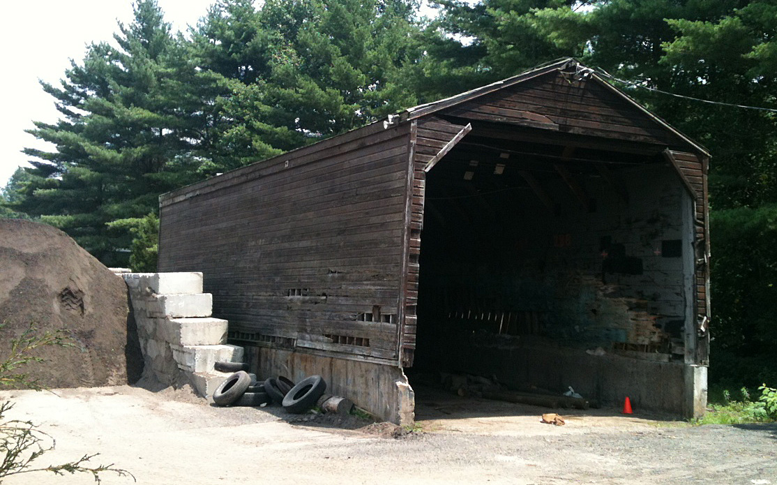 state plans larger 39 salt shed 39 on jefferson street