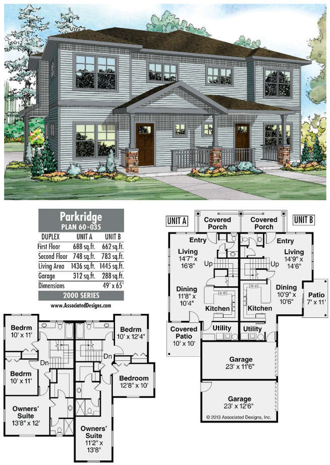 Parkridge Plan 60-035