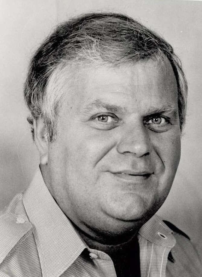Tom Harken. (Photo: Enterprise Archives)