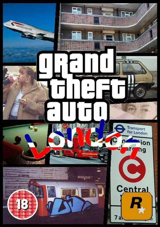 """The """"Grand Theft Auto"""" series has a chain called """"24/7"""" meant to represent 7-Elevens in the fictional cities.  Photo: Flickr."""