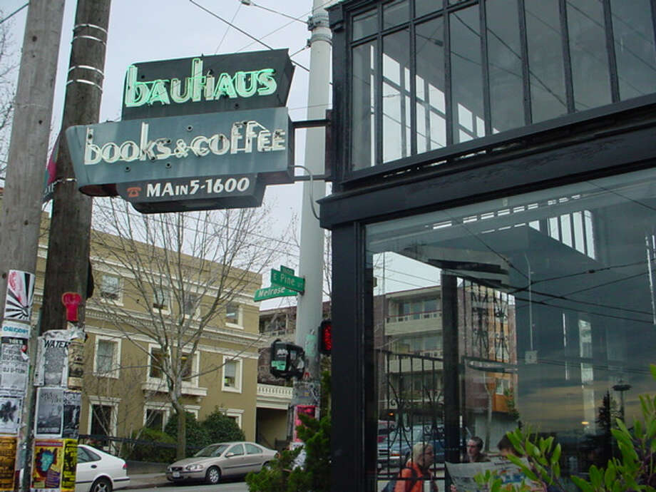 With high ceilings and ample sunlight, Bauhaus Books & Coffee has been a favorite shop at 301 E. Pine St. since 1993. (It's also Ground Zero for hipsters). Kirkland-based Madison Development Group bought the historic Melrose Building, which houses the coffee shop. What's the future for the corner?