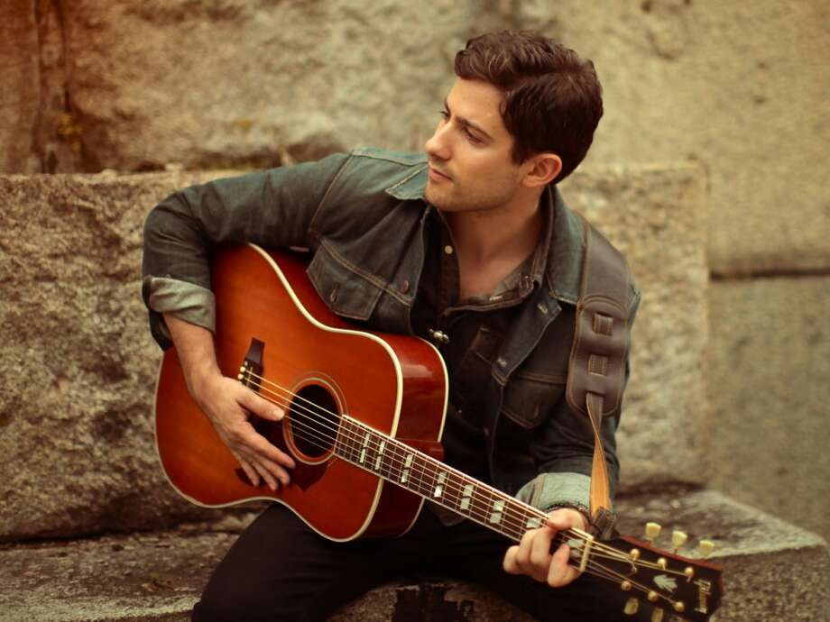 Singer/songwriter Alexis Babini, a longtime Easton resident, opens for Ryan Cabrera at Alive@Five on Thursday, July 11.