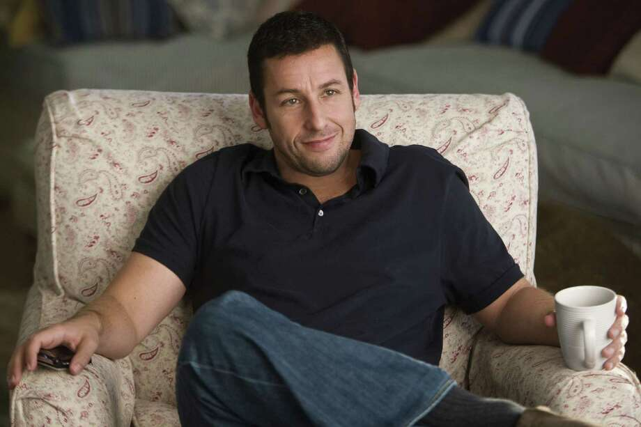 "Adam Sandler stars in ""Funny People,"" the story of a famous comedian who has a near-death experience. Photo: Tracy Bennett / handout"