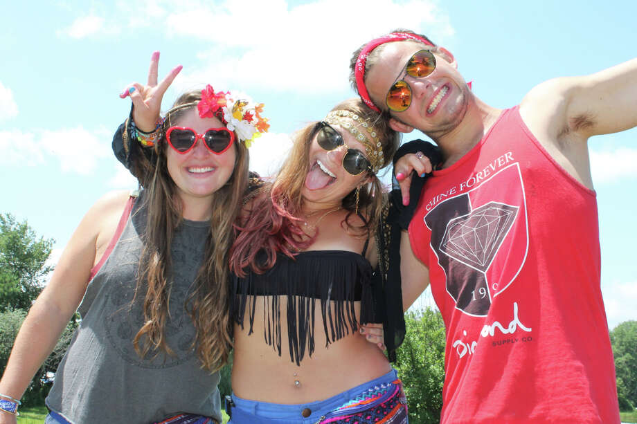 Were you Seen at Camp Bisco 2013 at the Indian Lookout Country Club in Mariaville on Thursday, July 11, 2013? Photo: Jackson Wang