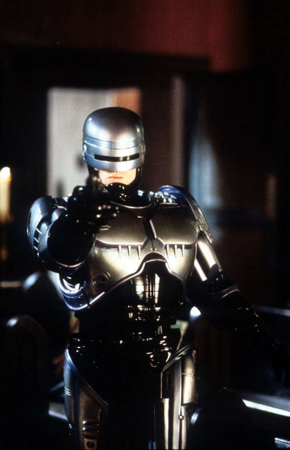 Robocop was a huge favorite in the 1980s and is currently getting the reboot treatment. Photo: Orion Pictures, Getty Images / 2012 Getty Images