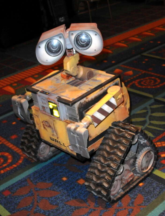 Wall-E was an instant Pixar hit. Photo: Albert L. Ortega, Getty Images / 2013 Albert L. Ortega