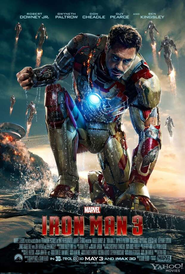 Tony Stark has the best robot suit ever in the Iron Man franchise.