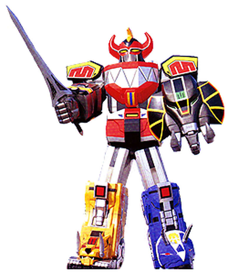 Remember how the Power Rangers formed MegaZord?