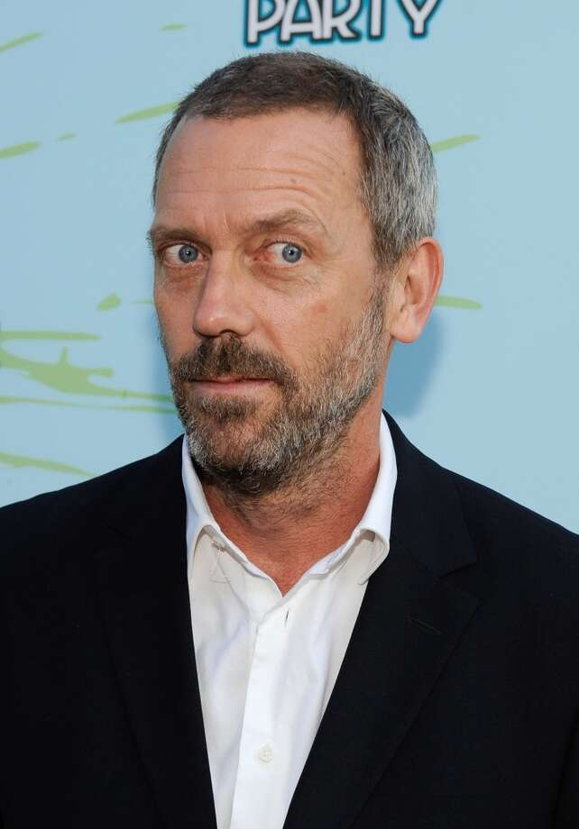 "Hugh Laurie of ""House"" is from England."