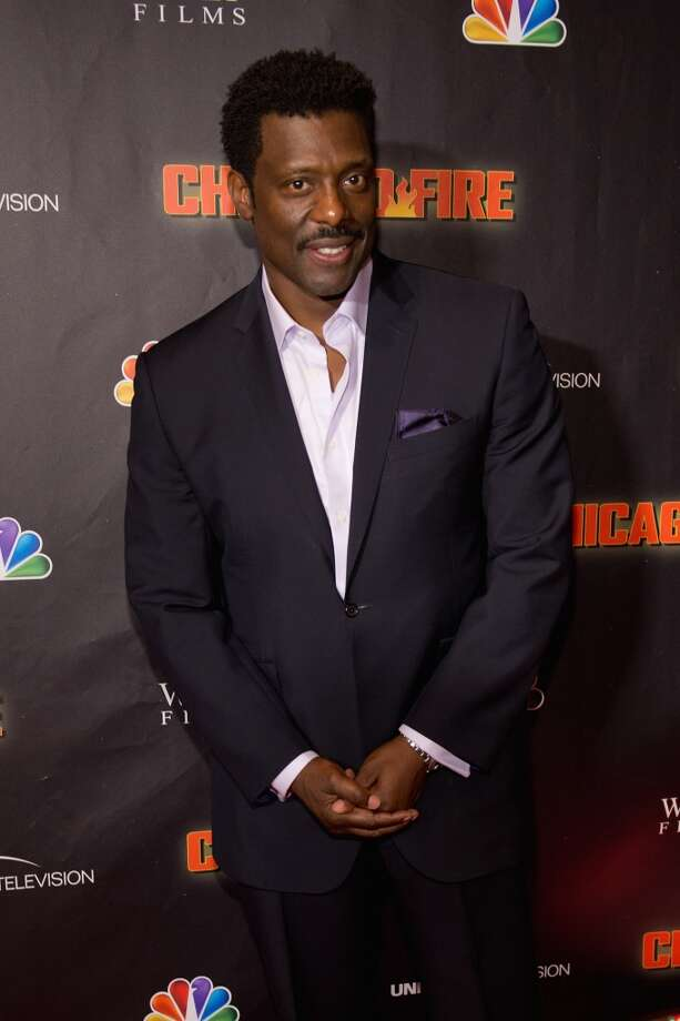 "Eamonn Walker of ""Chicago Fire"" is from England."
