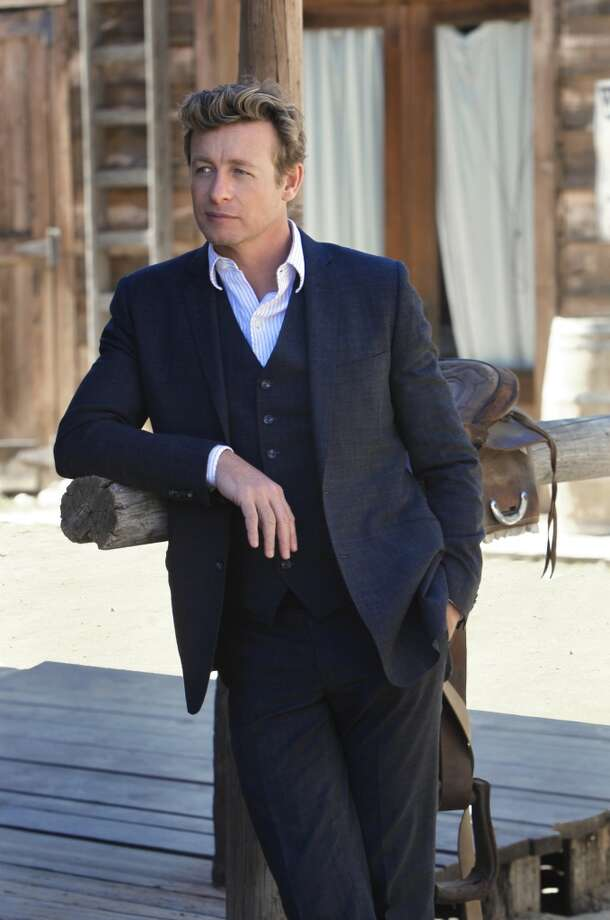 "Simon Baker of ""The Mentalist"" is from Australia."