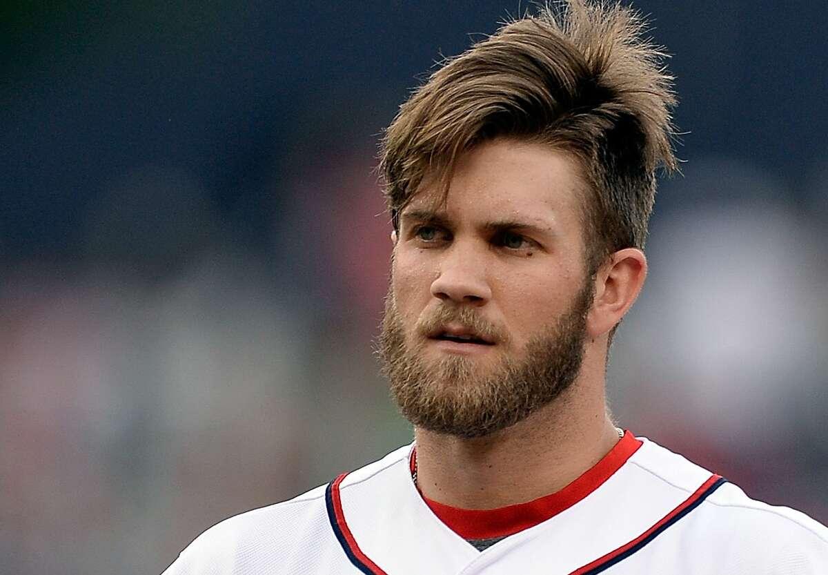 10. Bryce Harper , Washington NationalsAge: 20 | Position: outfielder
