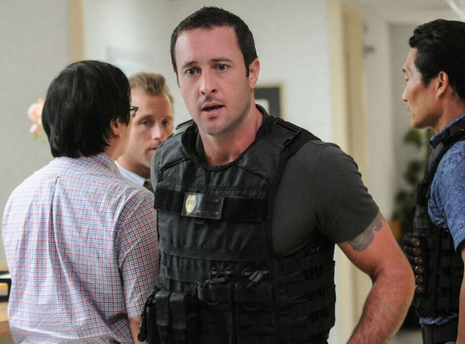 "Alex O'Loughlin of ""Hawaii Five-O"" is from Australia."
