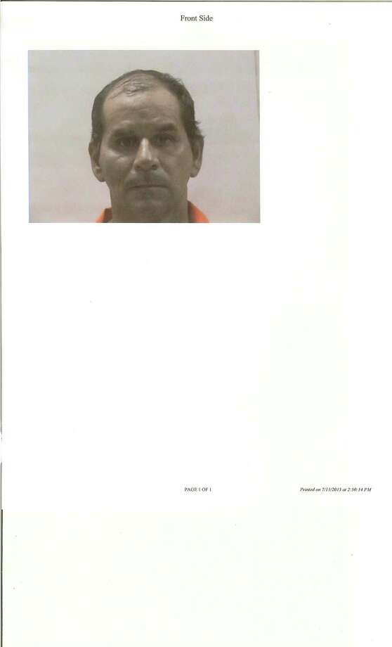 Martin Noe Muzquiz, 46, is awaiting extradition to Galveston County for a probation violation. Photo: Cameron County SO
