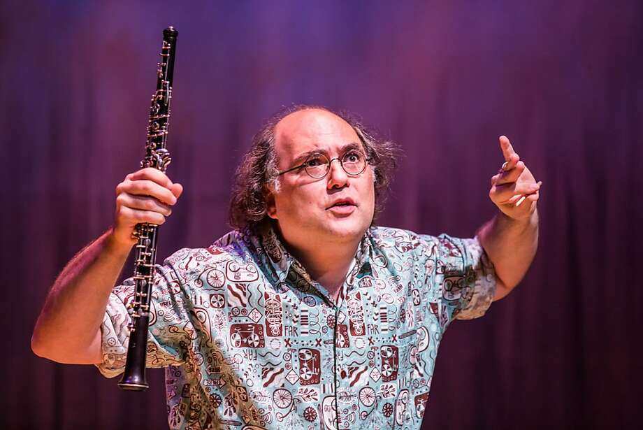 Josh Kornbluth wrote the play. Photo: Heather McAlister