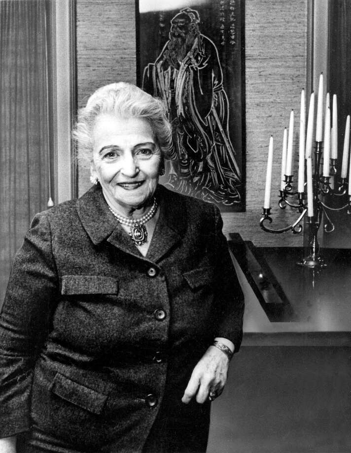 A manuscript by Pulitzer and Nobel winner Pearl S. Buck has been found in a storage locker in Texas. Photo: Courtesy Photo
