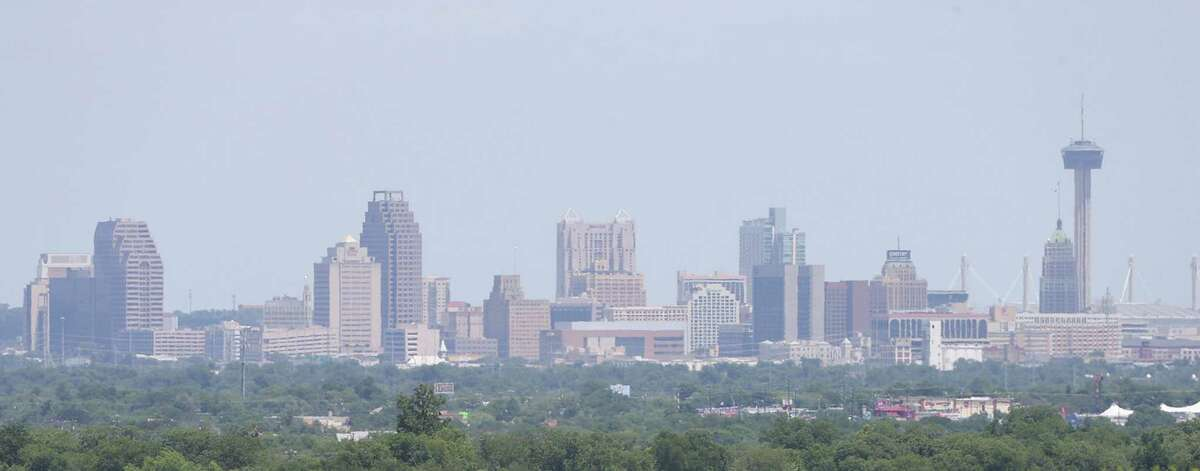 A reader defends San Antonio against charges from a previous letter writer who said our downtown does not boast a world-class skyline.