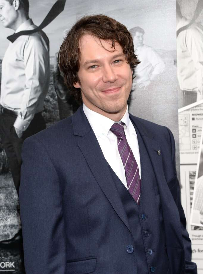 "Actor John Gallagher Jr attends the premiere of HBO's ""The Newsroom"" Season 2 at Paramount Theater on the Paramount Studios lot on July 10, 2013 in Hollywood, California.  (Photo by Jason Kempin/Getty Images)"