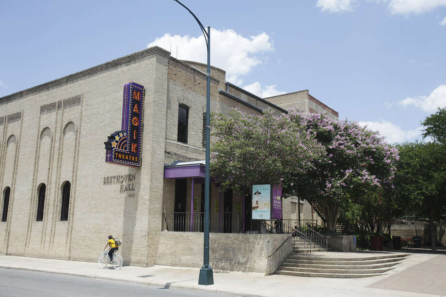 A planned expansion of The Magik Theatre is part of the redevelopment of HemisFair Park. The Magik project will be funded by a $20 million capital campaign. Photo: Abbey Oldham / San Antonio Express-News