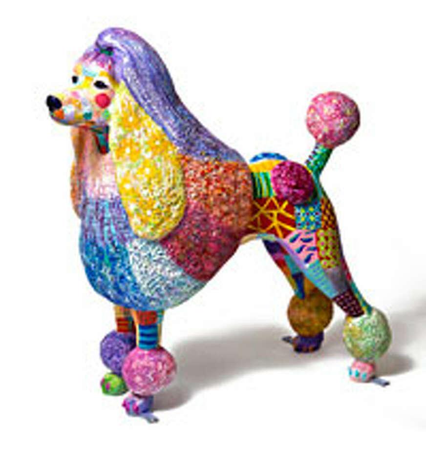 """""""Poodle Doodle""""designed by Elaine Pawlowicz"""