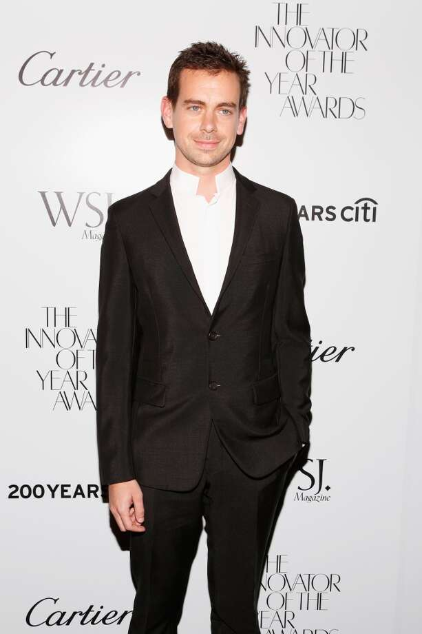 "Creator of Twitter and founder and CEO of Square Jack Dorsey's style is neat and minimal as a tweet. In this photo he attends WSJ Magazine's ""Innovator Of The Year"" Awards at MOMA on October 18, 2012 in New York City."