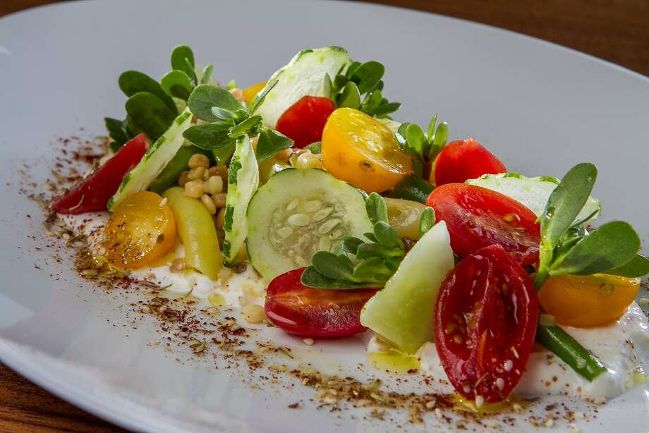 The Summer Salad at Farm Shop in Larkspur, Calif., is seen on Wednesday,  July 3rd, 2013. Photo: John Storey