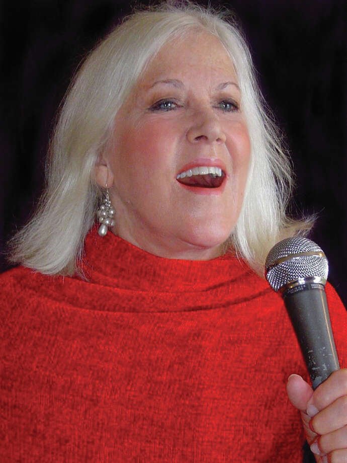 Singer Lynn Henderson, shown here, will be joined by Broadway performer Mark Planner, baritone Peter Grossman, big band singer Rod Funston, and singer and bassist Tracy Walton in her latest show, ìLynn and Her Men,î Saturday, July 20, at Merryall Center for the Arts in New Milford. Photo: Contributed Photo