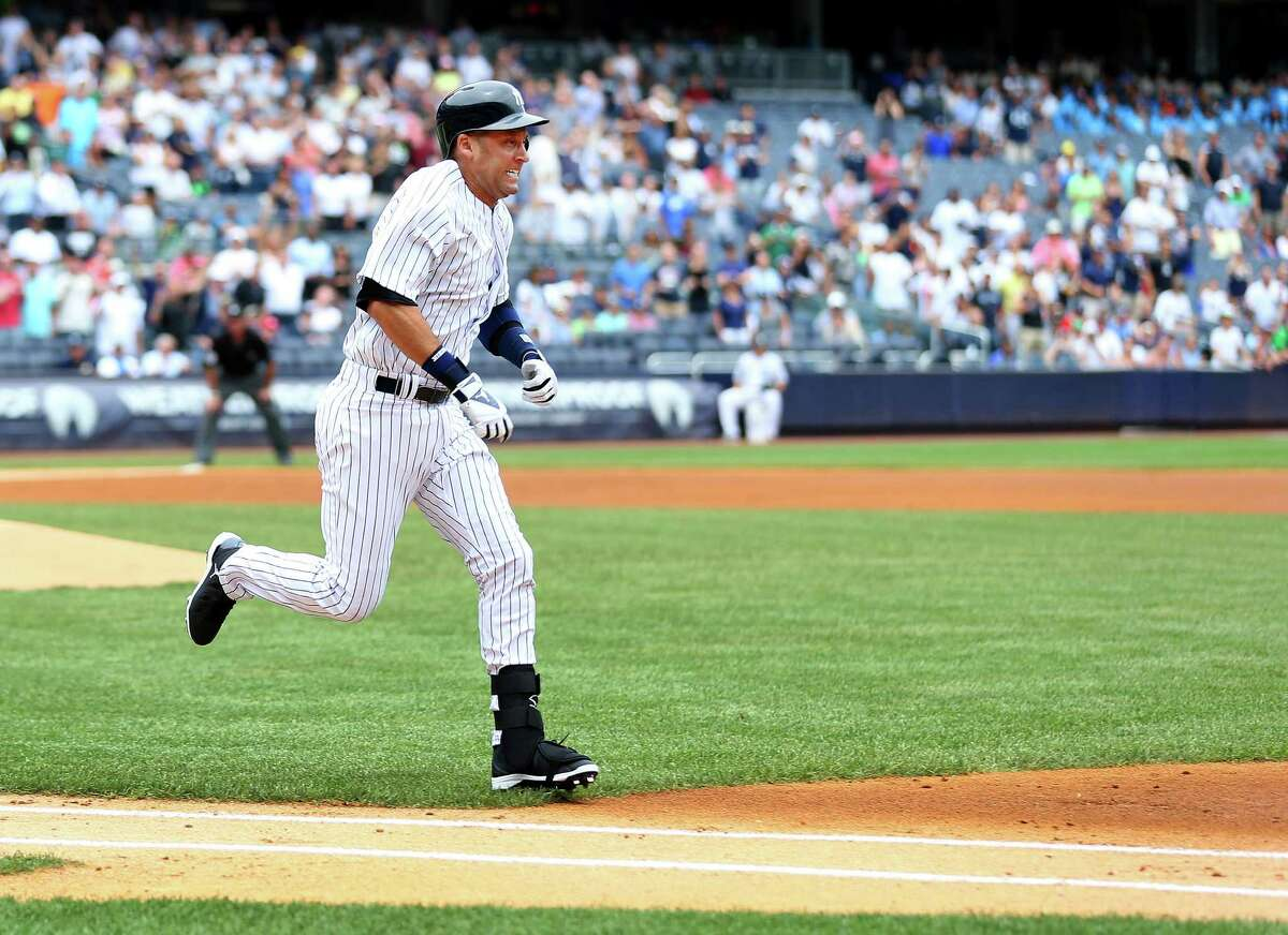 Derek Jeter of the New York Yankees has a $17 million salary and has played only one out of 101 games.