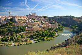 Lassoed by the Tajo River, well-preserved Toledo has been declared a national monument.